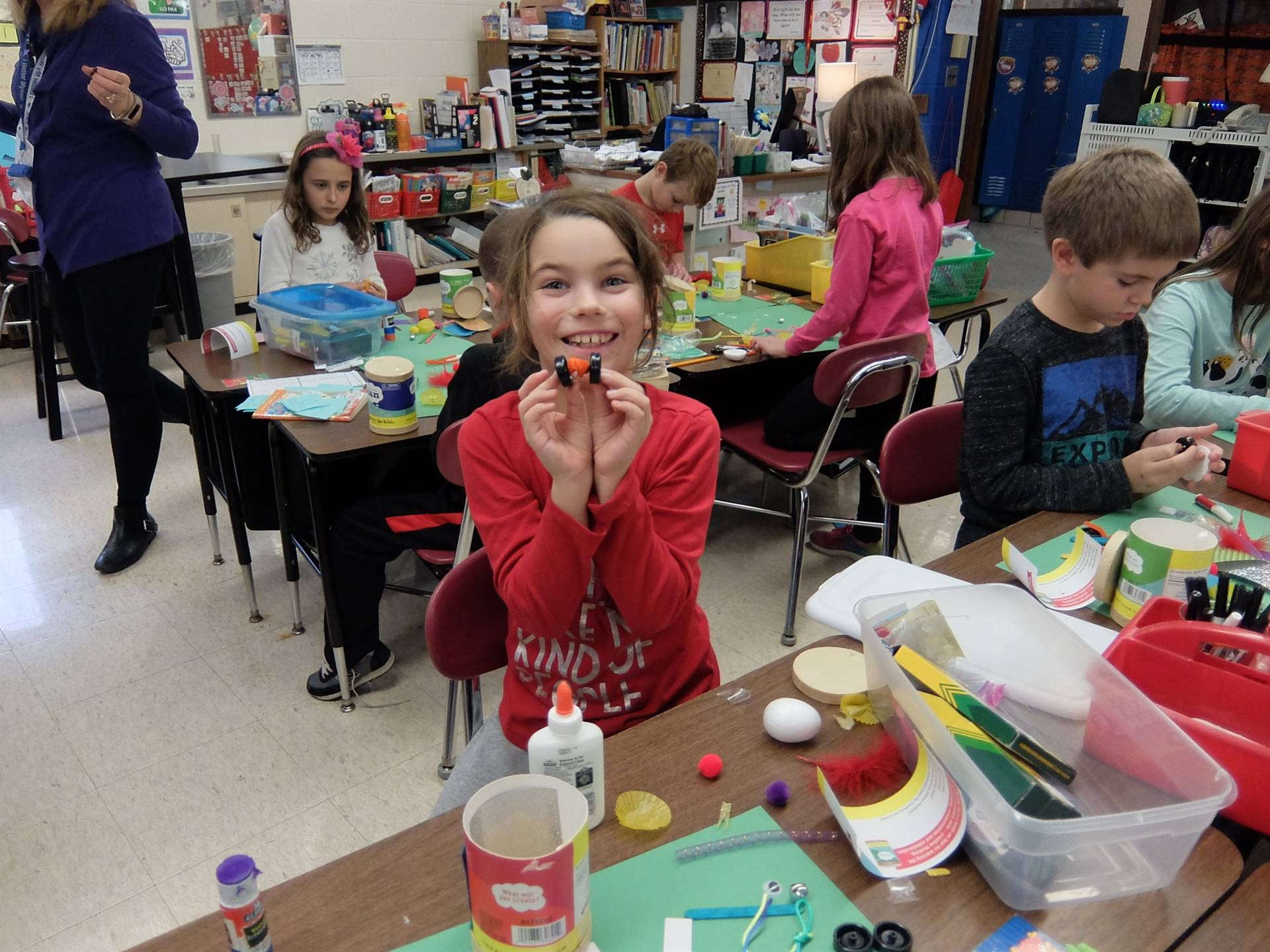 Creativity Cans - 2nd Grade 29