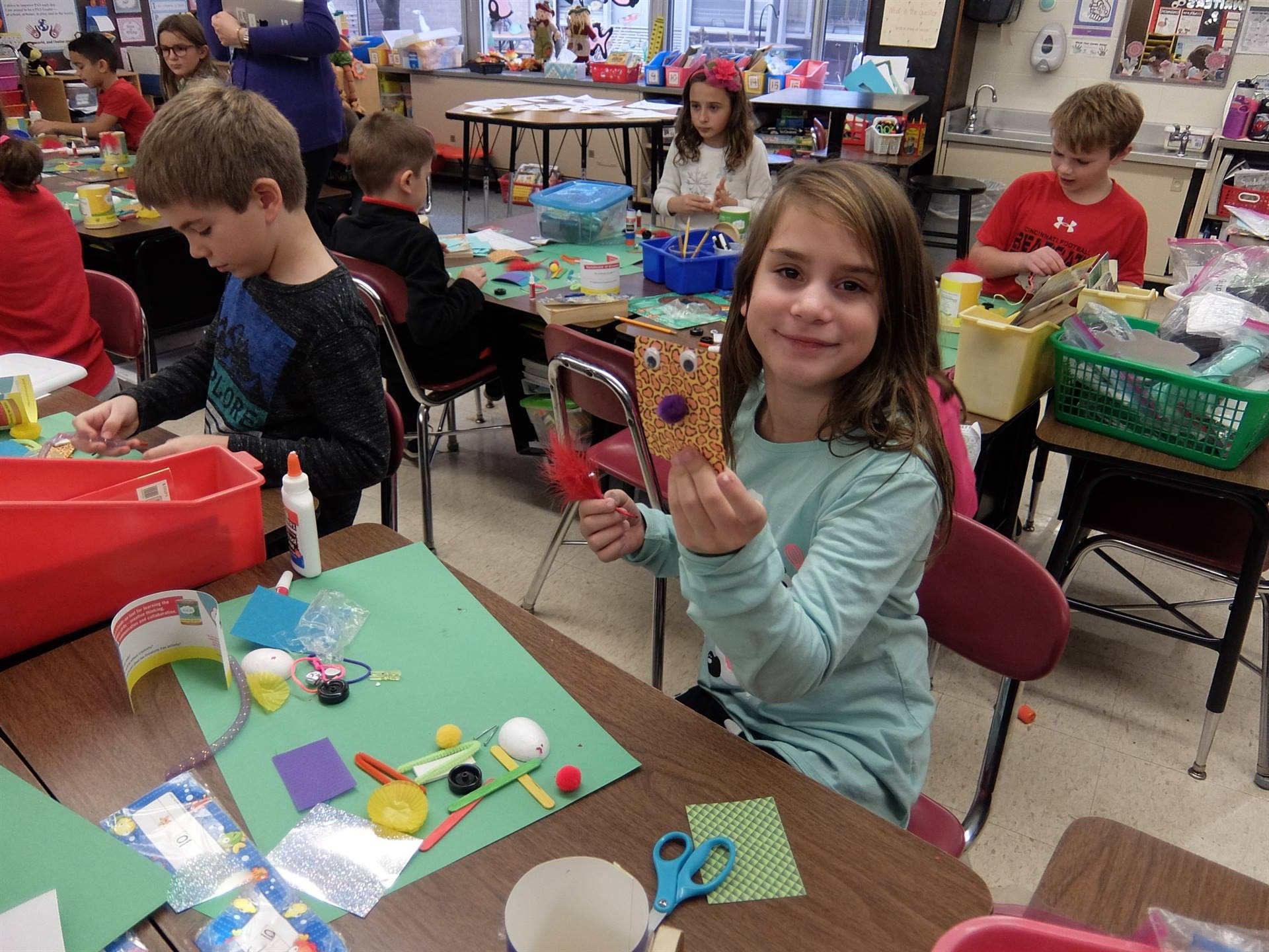 Creativity Cans - 2nd Grade 31