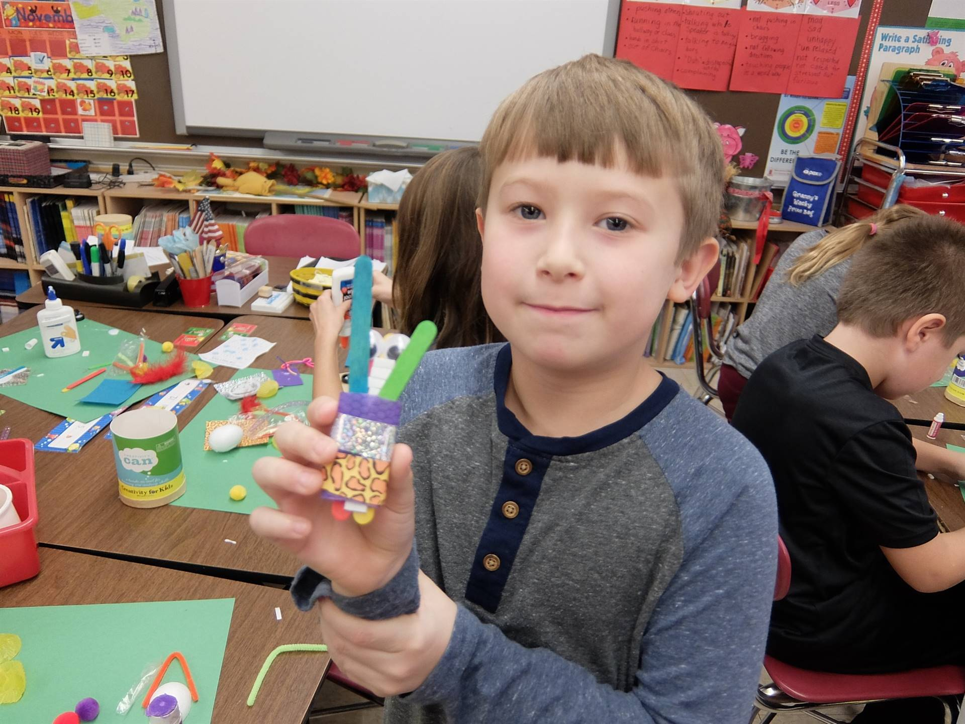 Creativity Cans - 2nd Grade 38