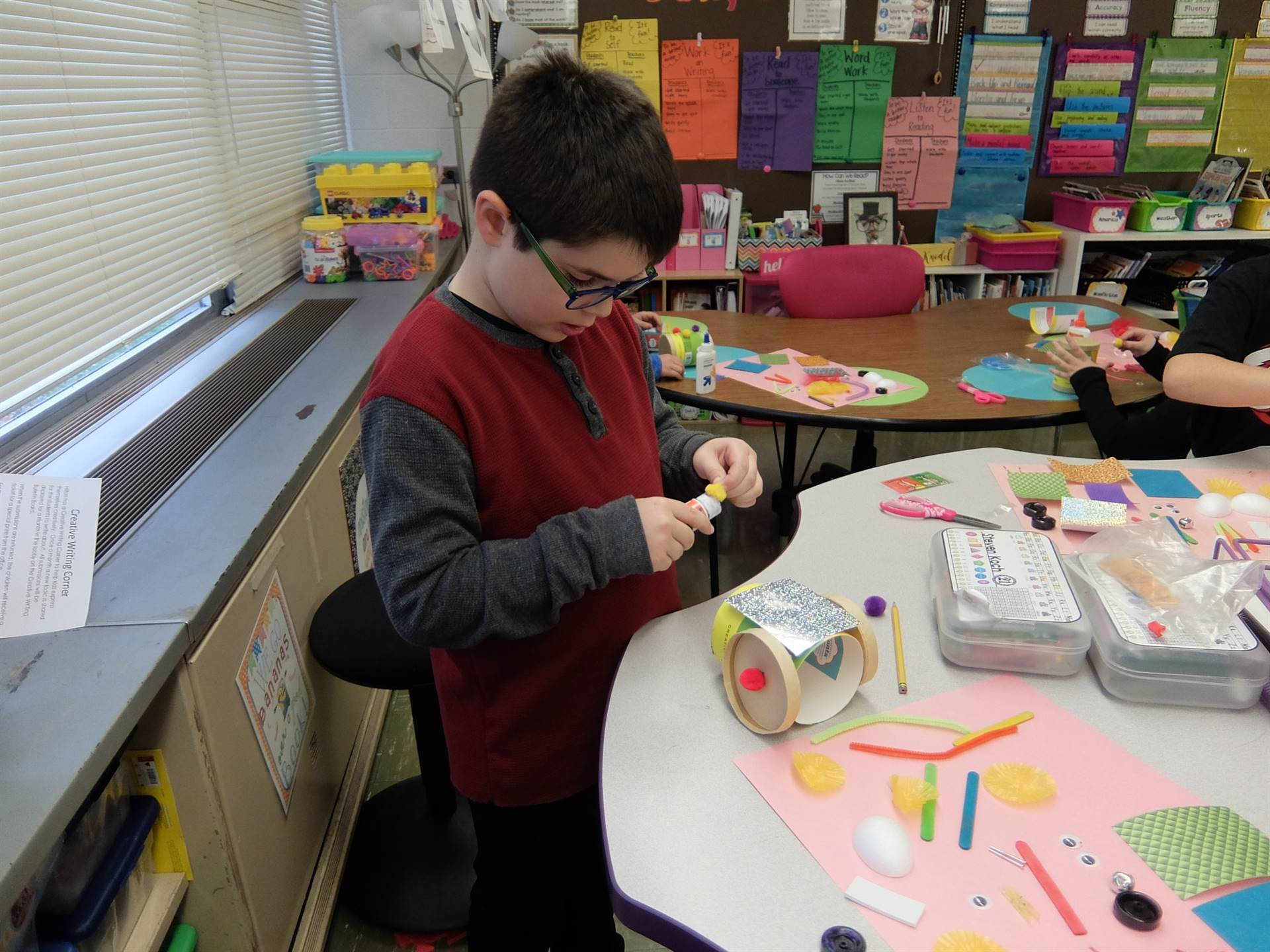 Creativity Cans - 2nd Grade 52