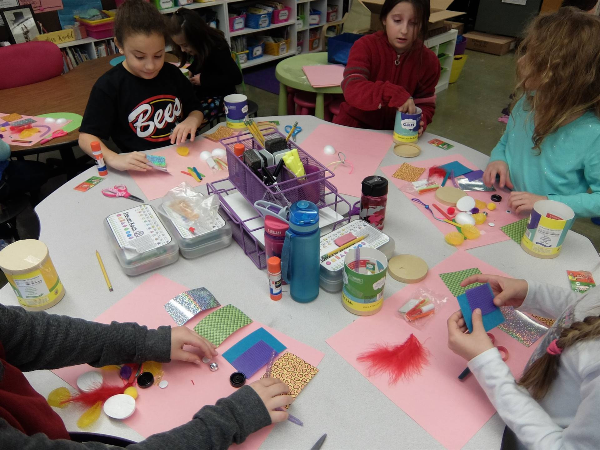 Creativity Cans - 2nd Grade 47
