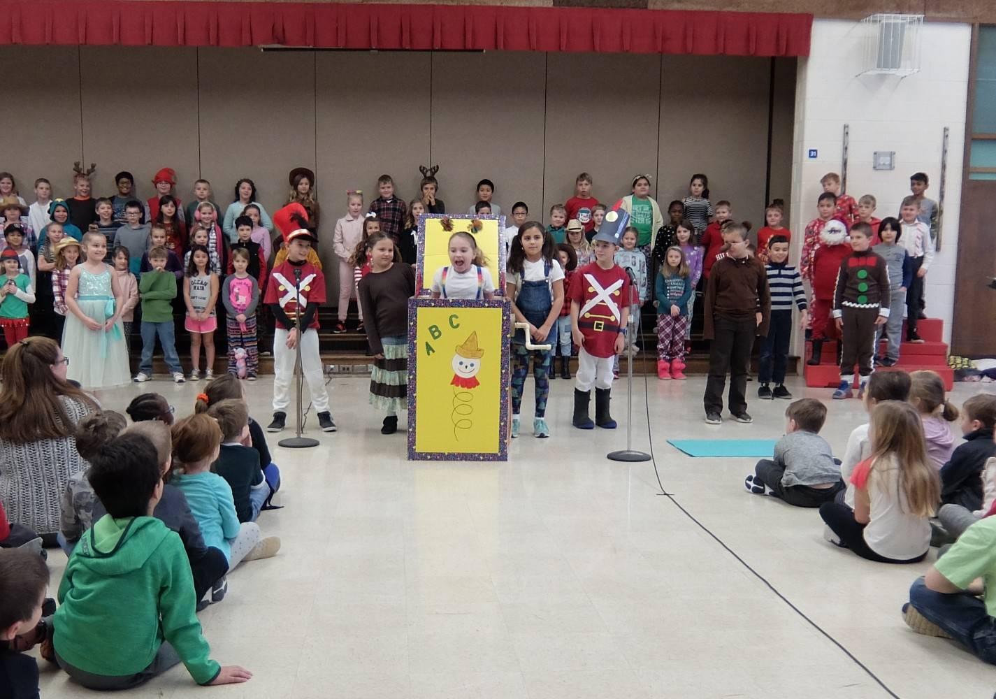 3rd Grade Musical 7