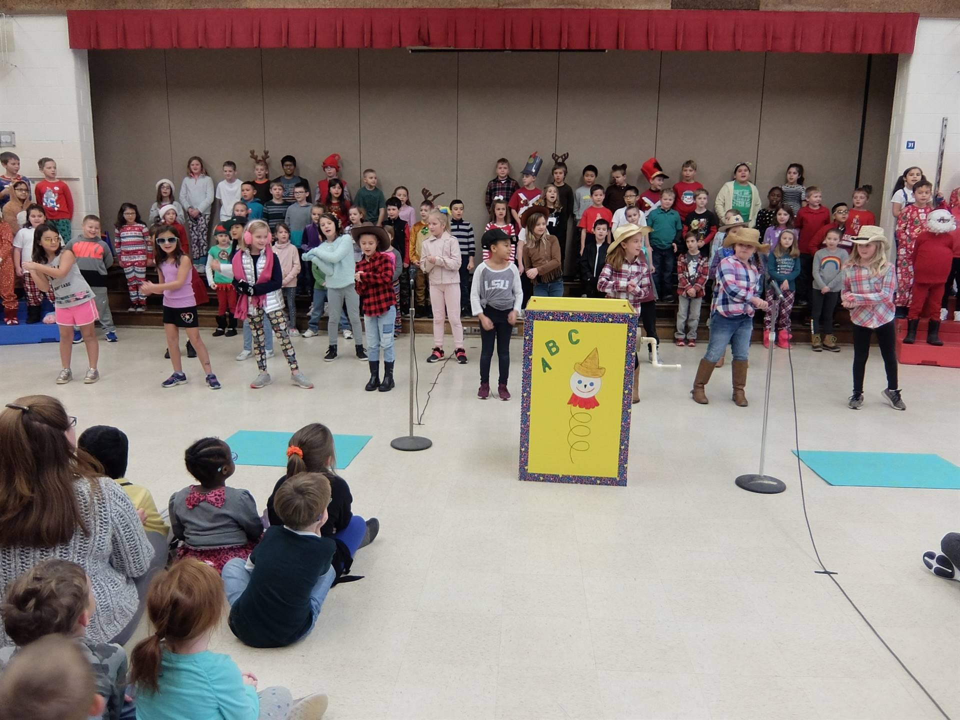 3rd Grade Musical 8