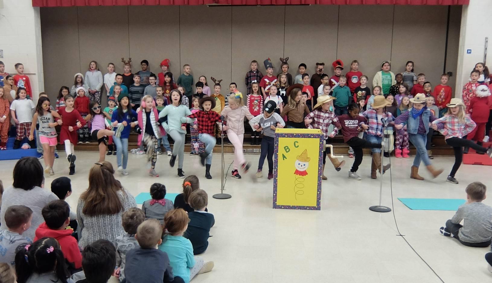 3rd Grade Musical 9