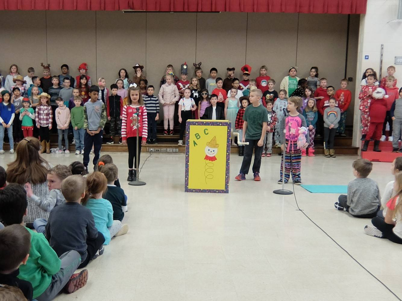 3rd Grade Musical 10