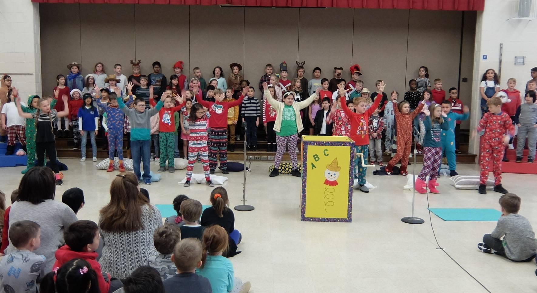 3rd Grade Musical 11