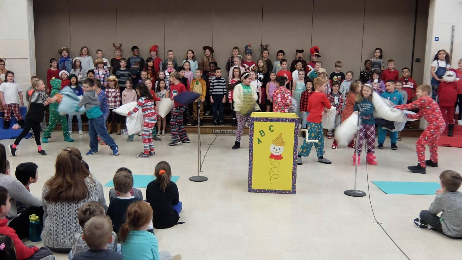 3rd Grade Musical 12