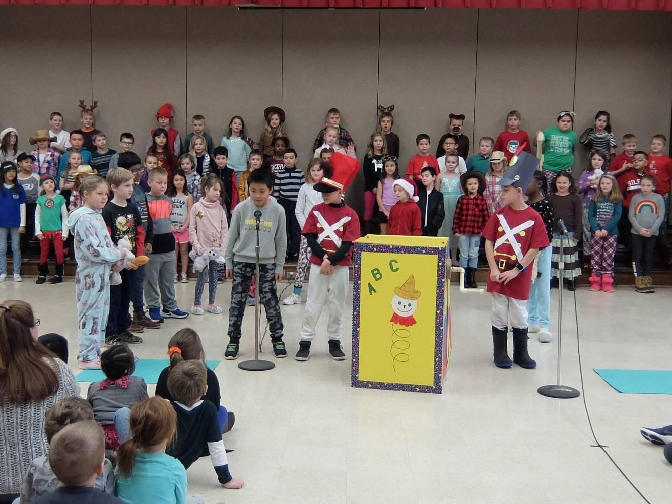 3rd Grade Musical 13