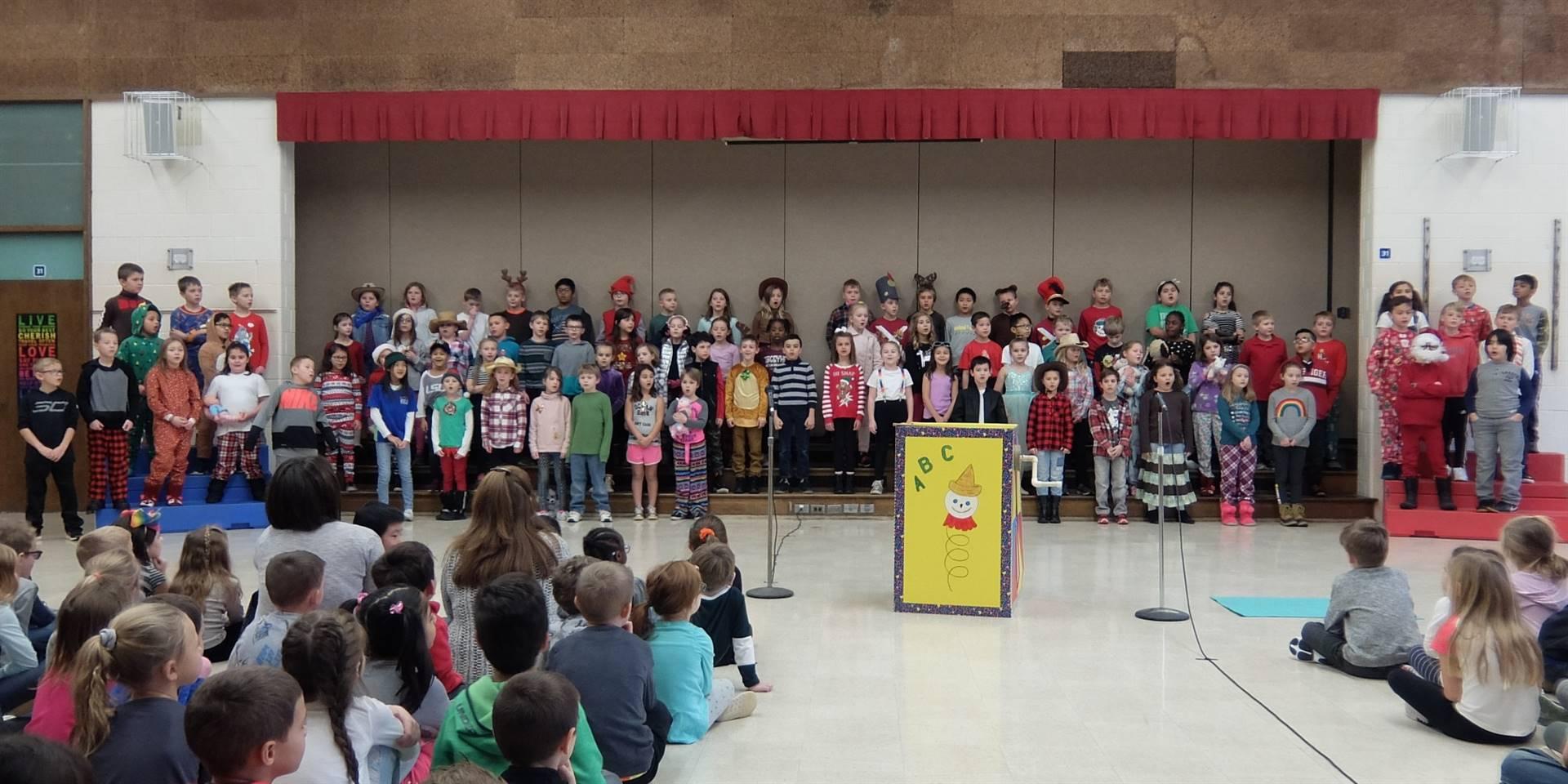 3rd Grade Musical 15
