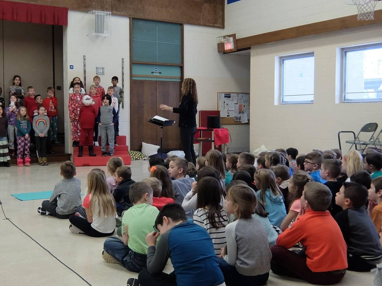 3rd Grade Musical 16