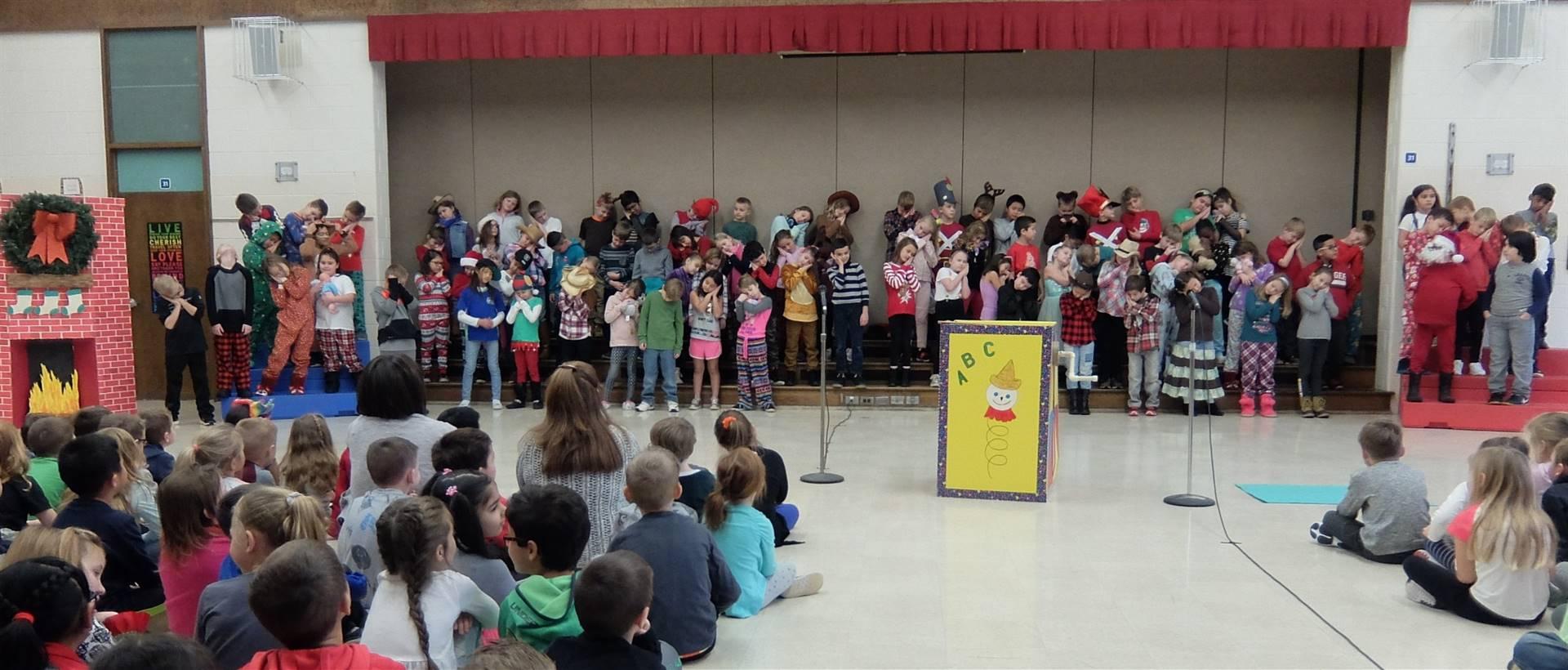 3rd Grade Musical 17