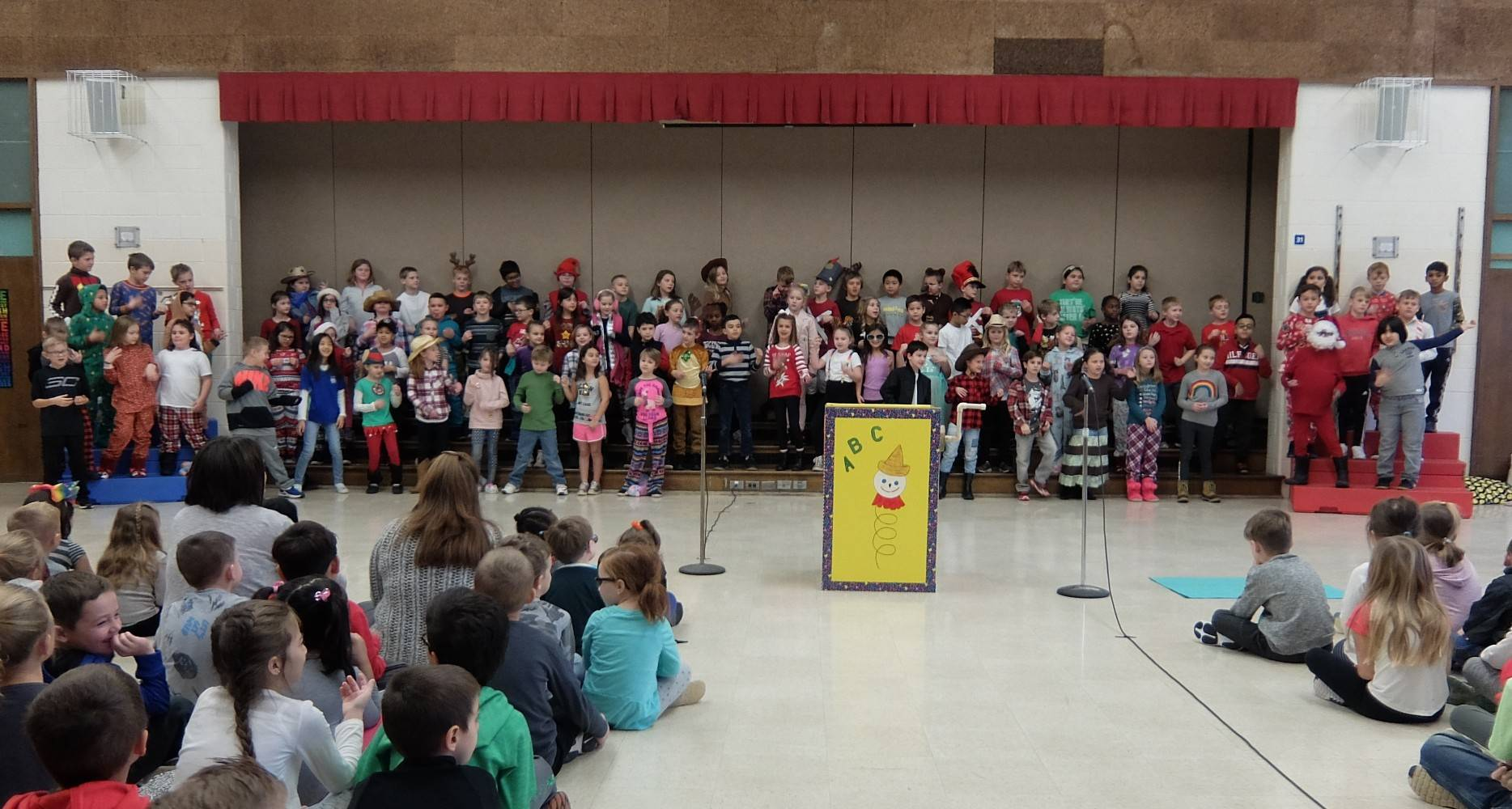 3rd Grade Musical 21