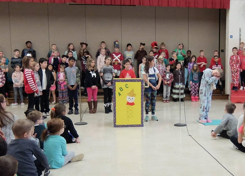3rd Grade Musical 22