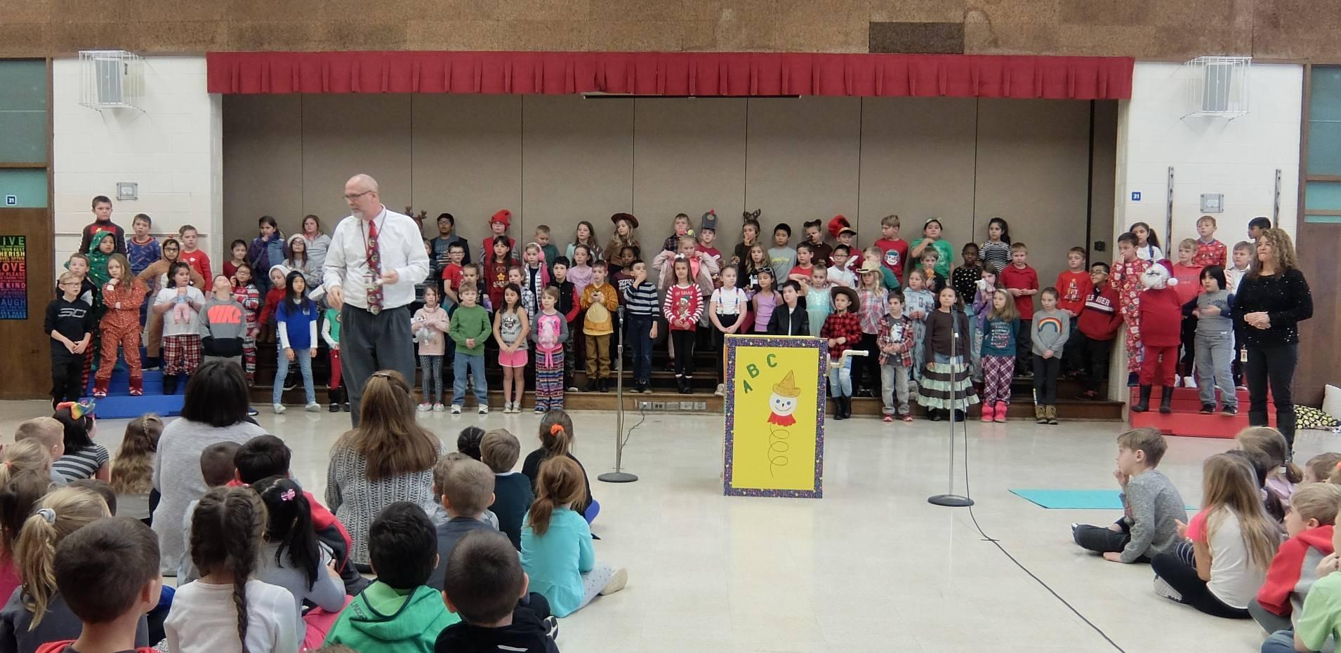 3rd Grade Musical 26