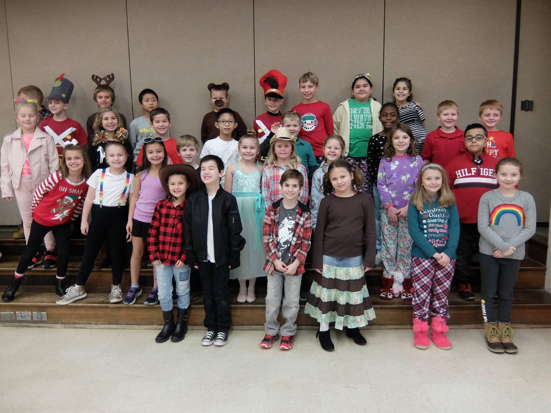 3rd Grade Musical 1