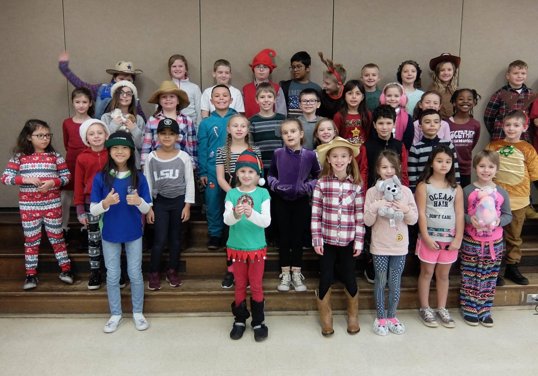 3rd Grade Musical 4