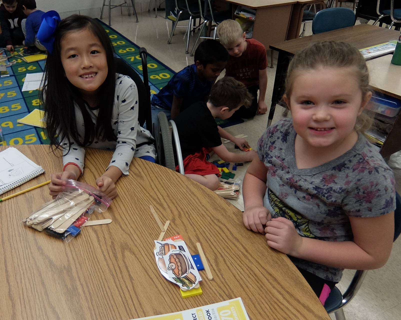 Thanksgiving STEM-First Grade 16