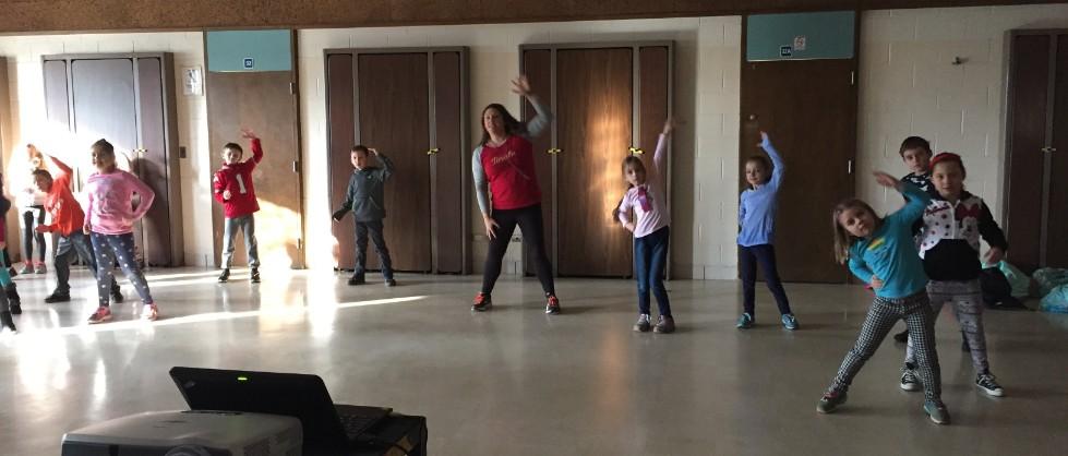 Jingle Bell Jog dancing 2