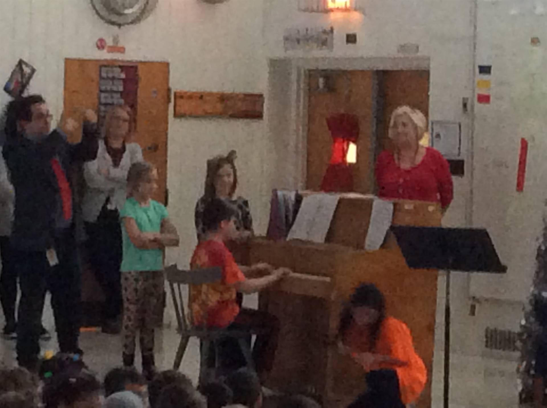 3rd Grade Musical 18-19