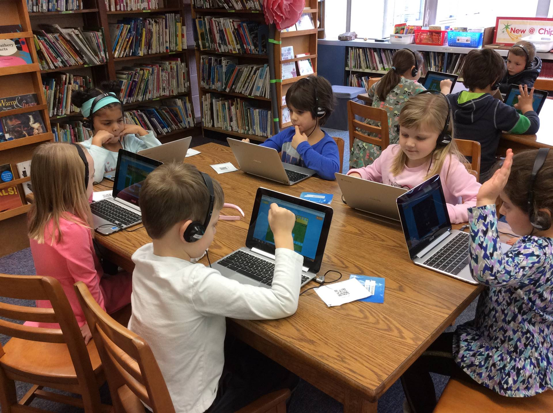 Kdg. Hour of Code