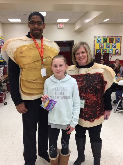 Central Principals in PBJ Costumes