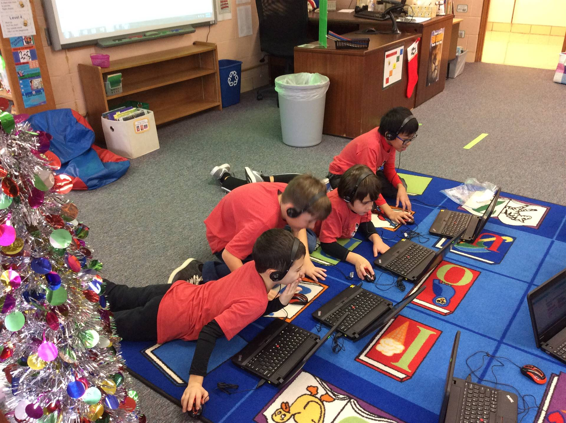 Third Grade Hour of Code