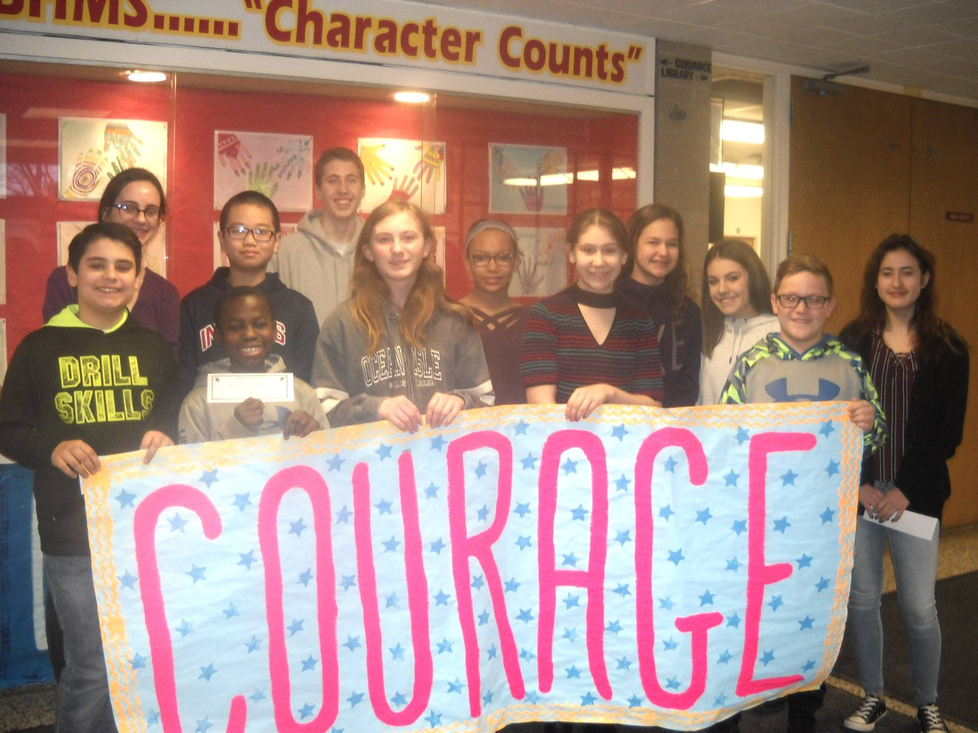 Courage group