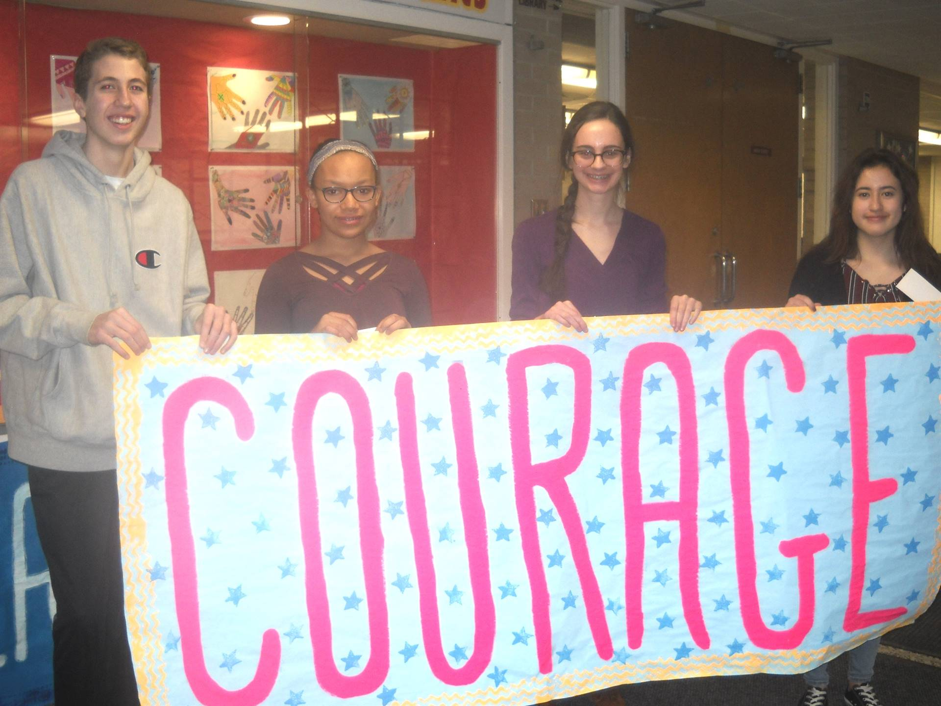 Courage 8th