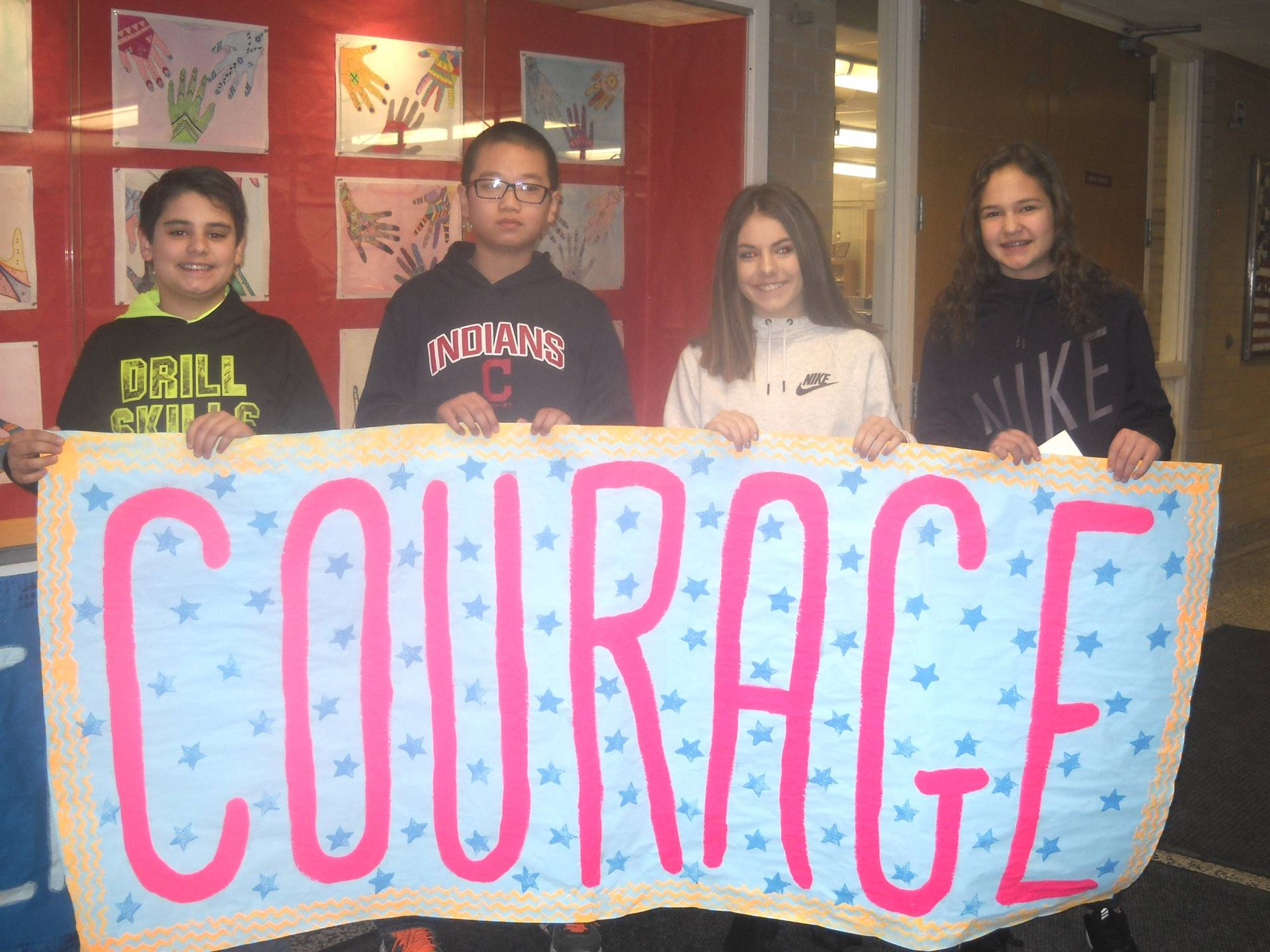 Courage 7th