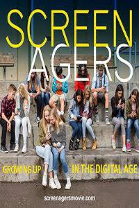 Freshmen and sophomores watched Screenagers movie on 2/21