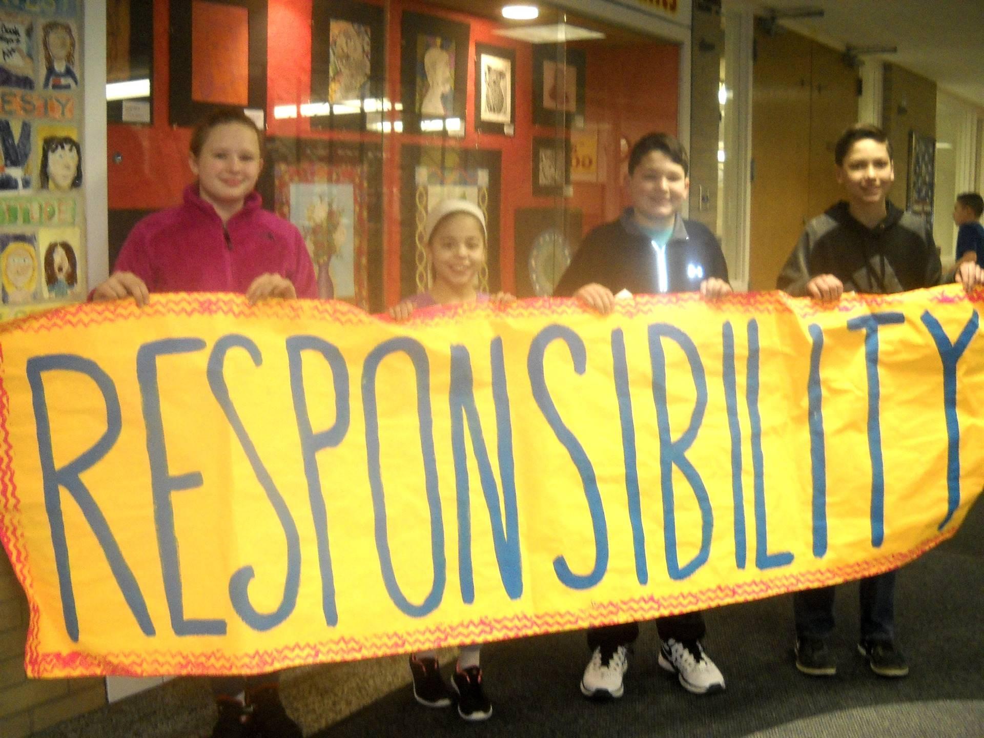responsibility 6th