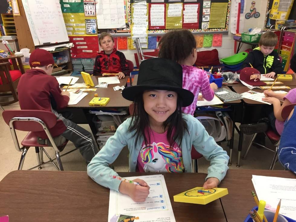 """""""Hat""""tie Day 6"""