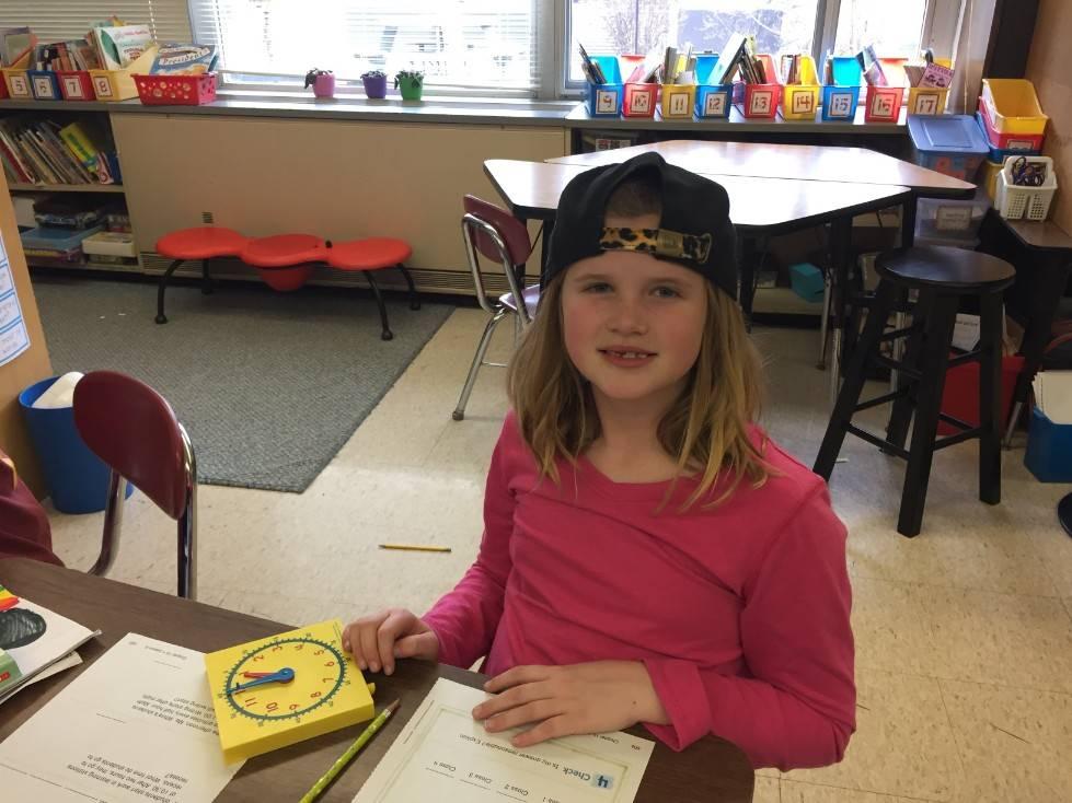 """""""Hat""""tie Day 9"""