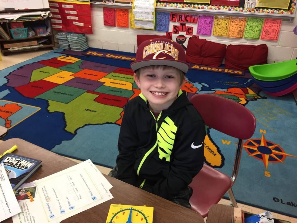 """""""Hat""""tie Day 10"""