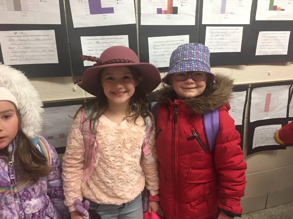 """""""Hat""""tie Day 18"""