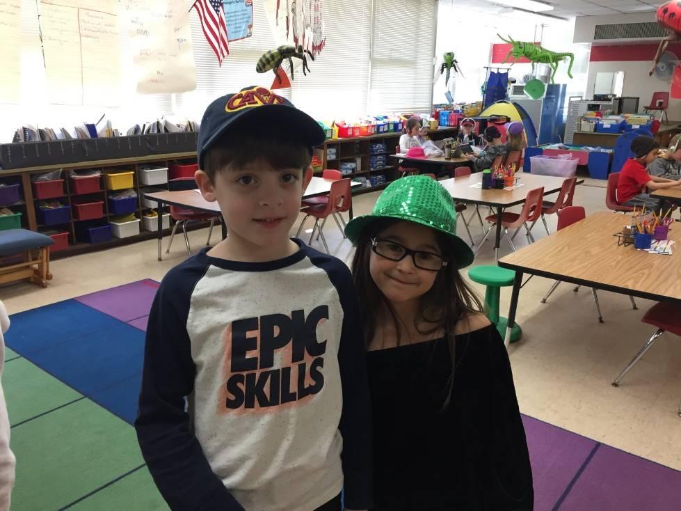 """""""Hat""""tie Day 25"""