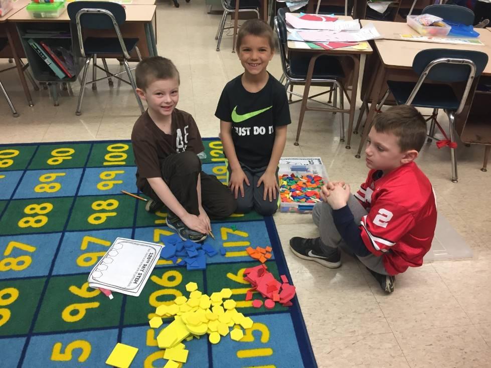 1st Grade STEM Day 59