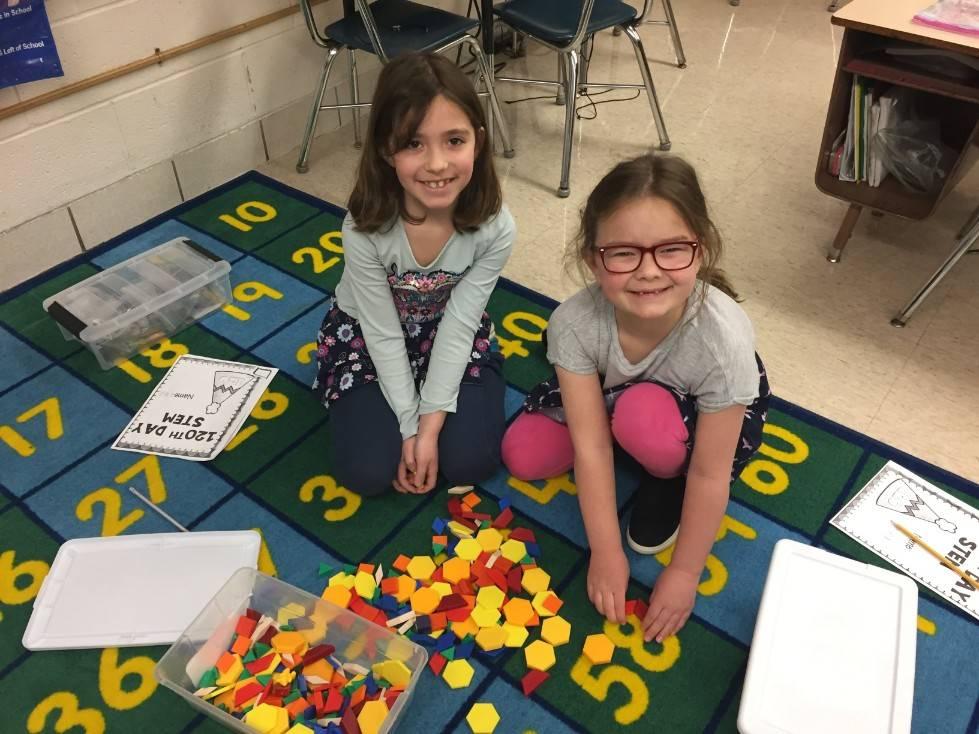 1st Grade STEM Day  57