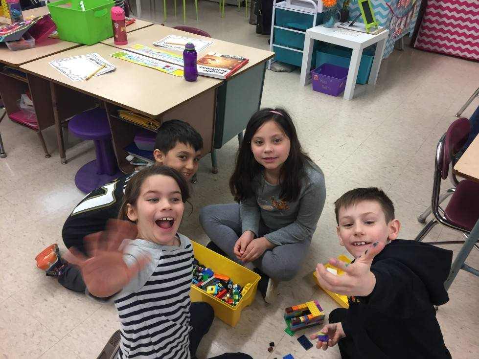 1st Grade STEM Day 56
