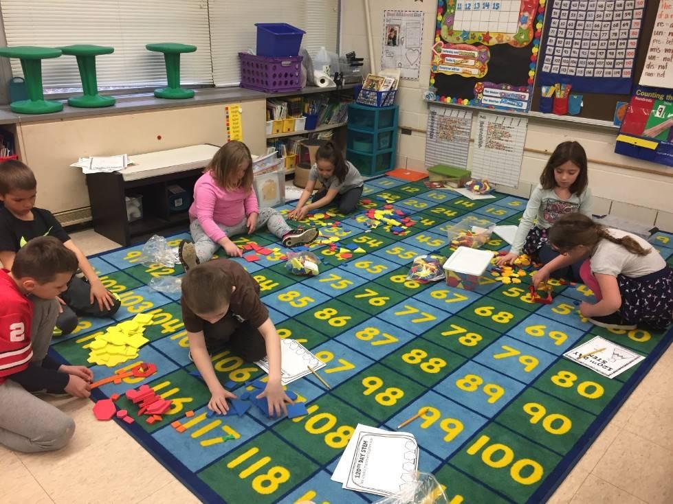 1st Grade STEM Day 51