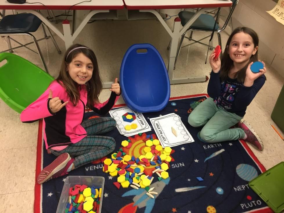 1st Grade STEM Day 48