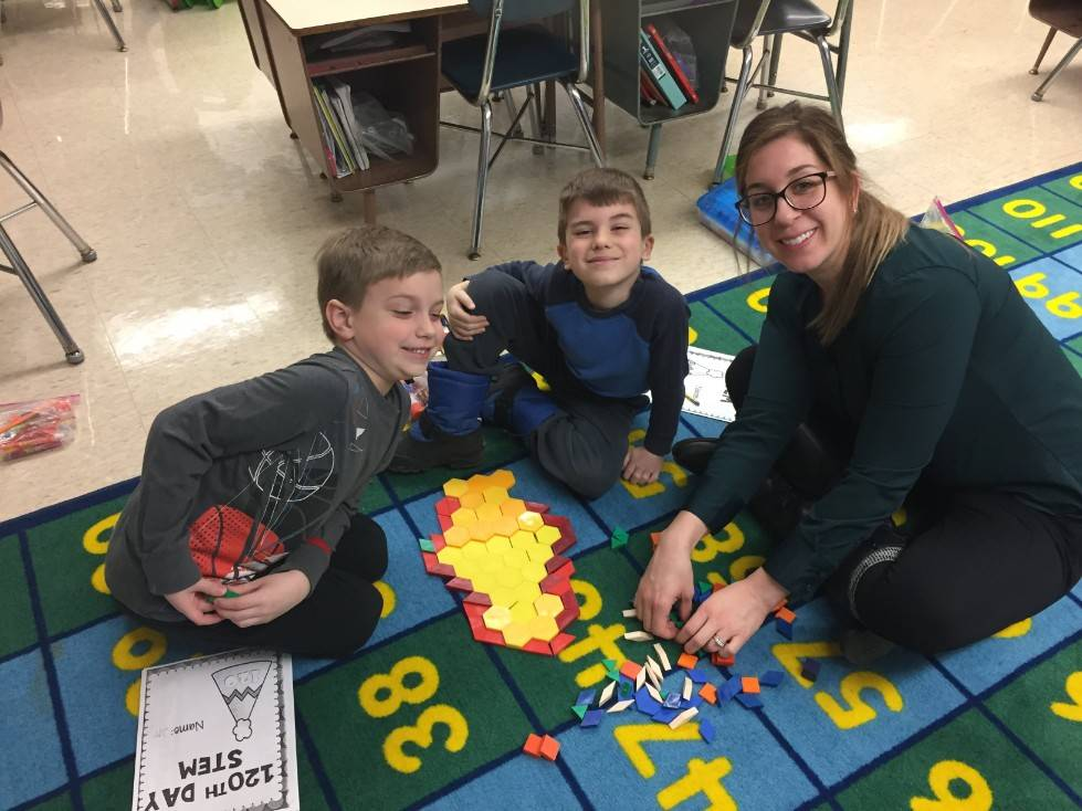 1st Grade STEM Day 47
