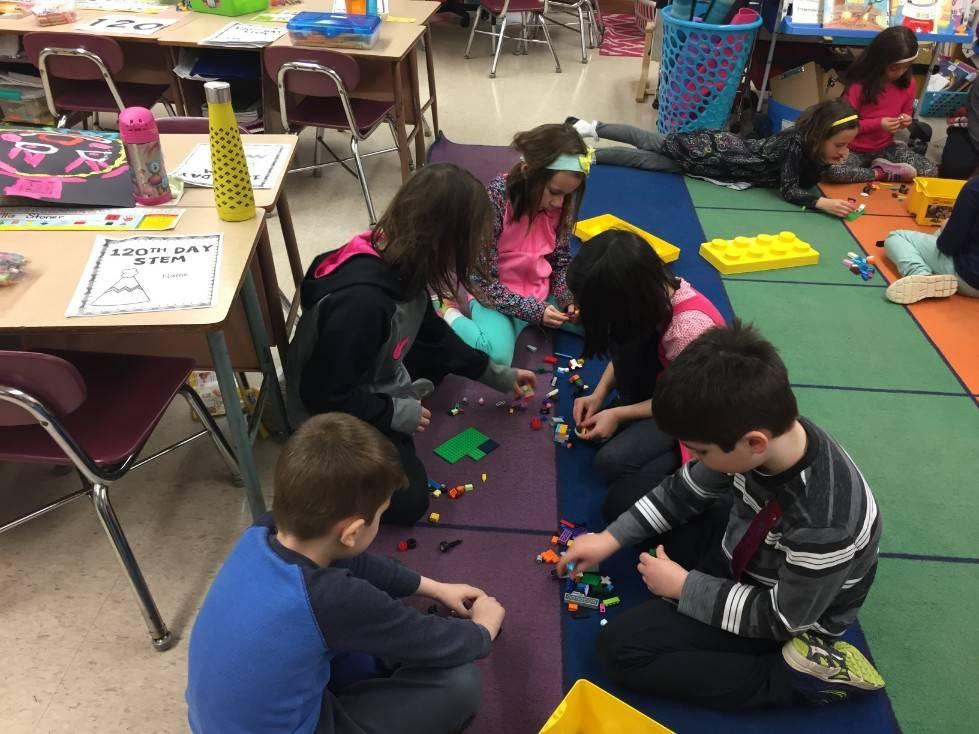 1st Grade STEM Day 7