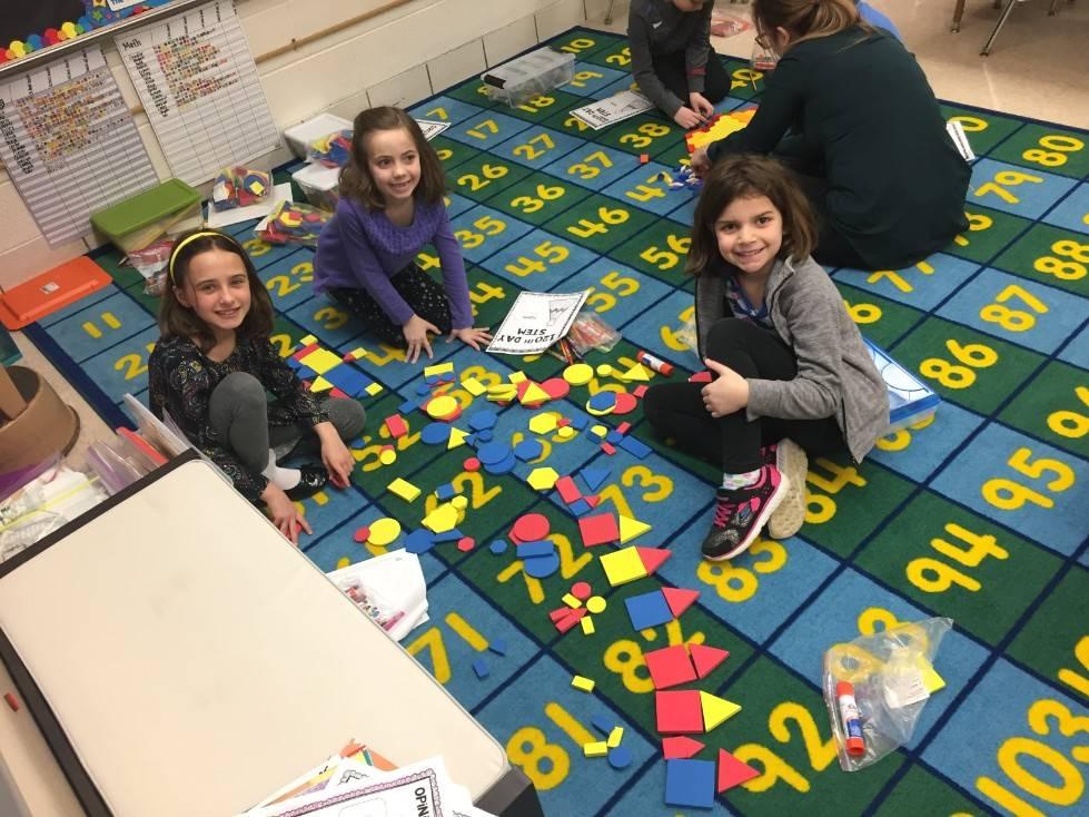1st Grade STEM Day 46