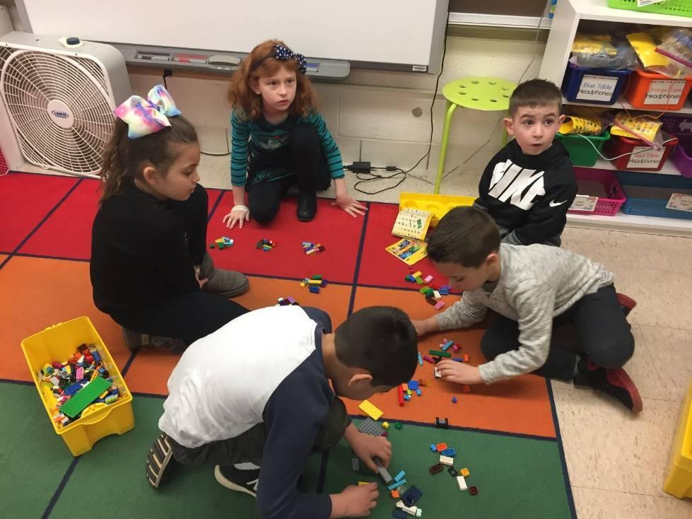 1st Grade STEM Day 42