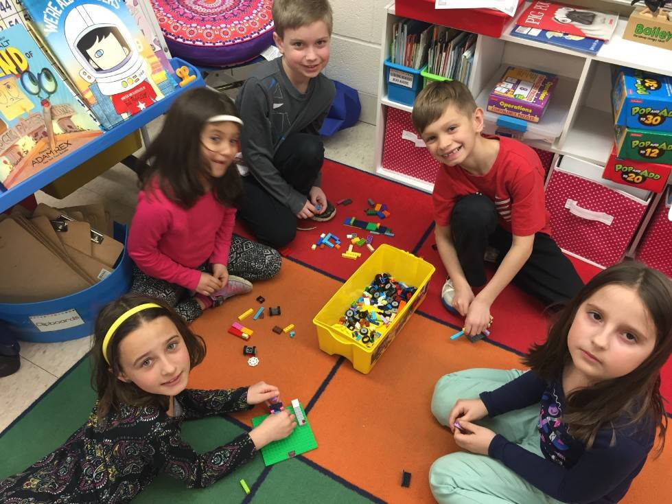 1st Grade STEM Day 2