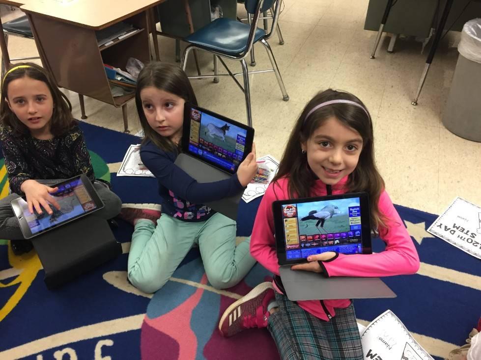 1st Grade STEM Day 35