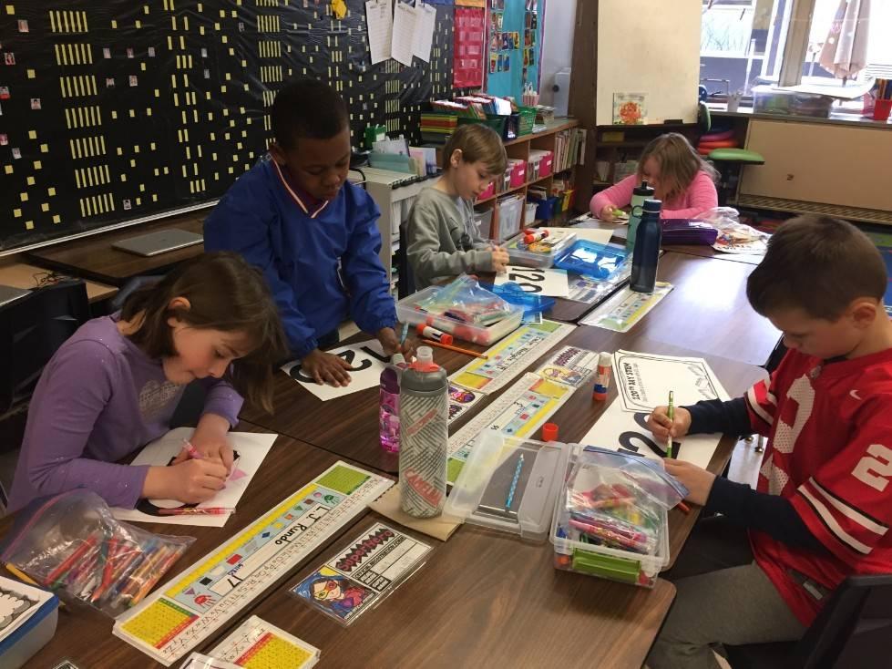 1st Grade STEM Day 34