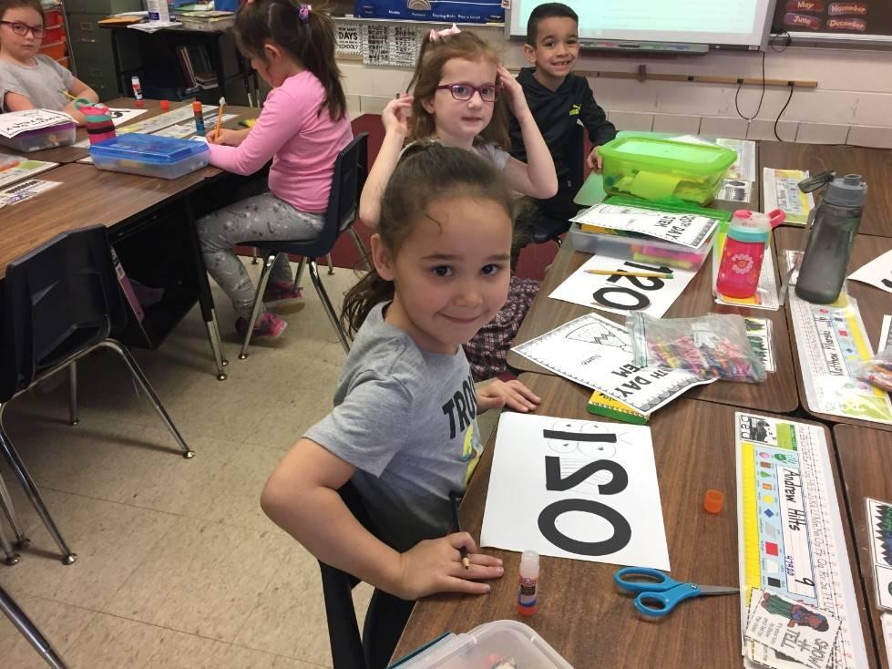 1st Grade STEM Day 33