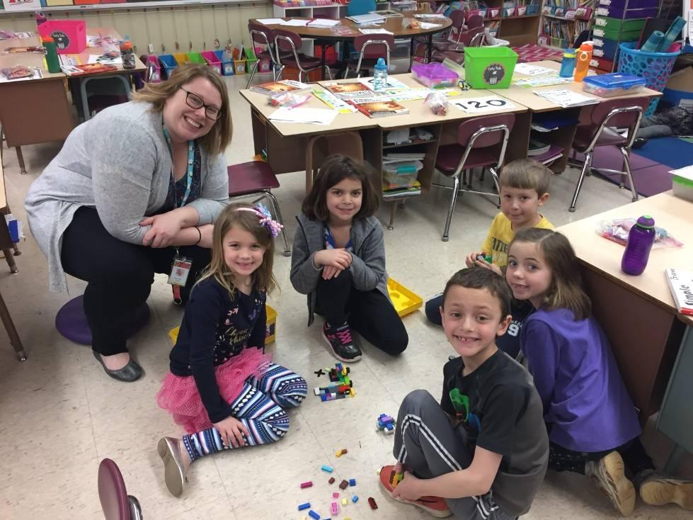 1st Grade STEM Day 5